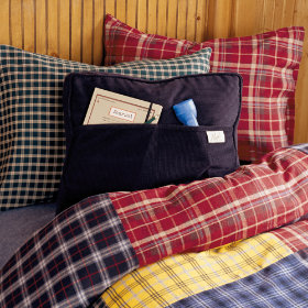 Camp Flannel Pillow Case