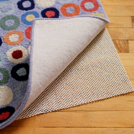 Eco friendly Non Slip Area Rug & Carpet Pads - 4 x 6 Rug Pad