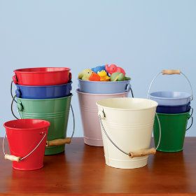 Storage Pails from The Land of Nod