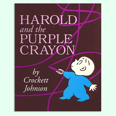 Harold & the Purple Crayon by C. Johnson