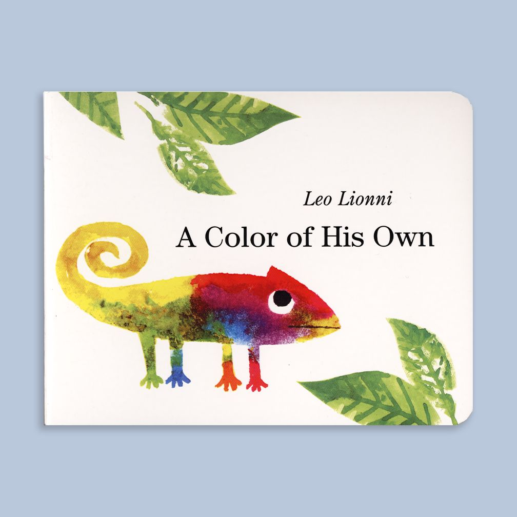 a color of his own coloring page - a color of his own book by leo lionni the land of nod