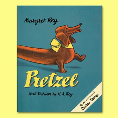 Pretzel by Margret Rey
