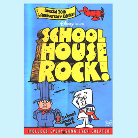 Schoolhouse Rock! DVD