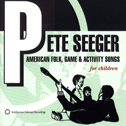 American Folk Game & Activity by Pete Seeger - American Folk, Game & Activity CD