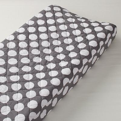 Not a Peep Changing Pad Cover (Dot)