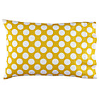 Yellow w/White Dot Pillowcase