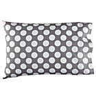 Grey with White Dot Pillowcase