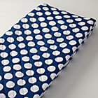 Blue with White Dot Changing Pad Cover