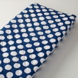 Make a Splash Blue w/ White Dot Changing Pad Cover
