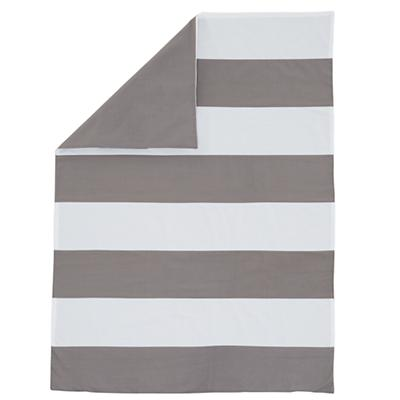 Widest Stripe Toddler Duvet Cover