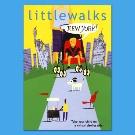 Littlewalks DVD - Littlewalks DVD