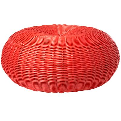 Red Tuffet Seater