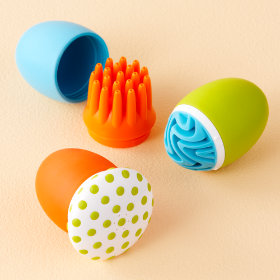 Scrub-a-Dub-Dub Bath Toy Set