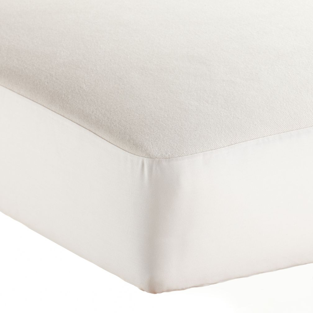 Naturepedic Organic Waterproof Crib Mattress Pad