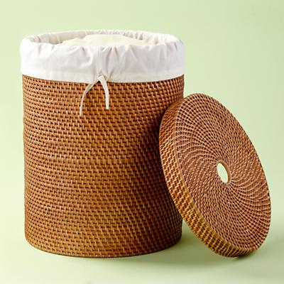 Rattan I Am Hamper