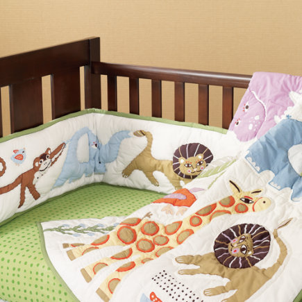 crib bedding for boys