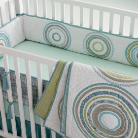 Full Circle Crib Bedding