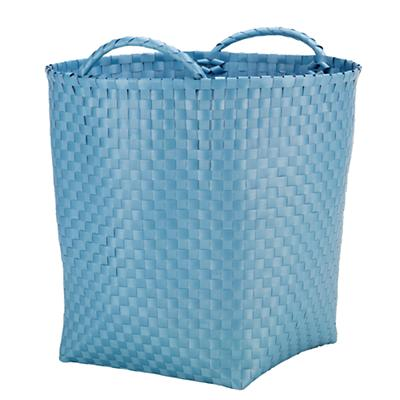 Strapping Floor Bin (Light Blue)
