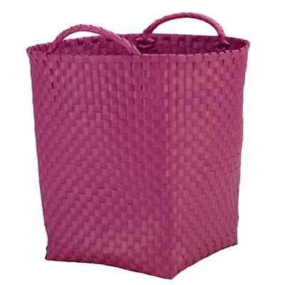 Strapping Floor Bin (Hot Pink)