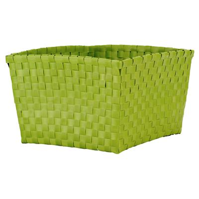 Lt. Green Shelf Basket