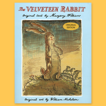 Kids Books: The Velveteen Rabbit by Margery Williams - The Velveteen Rabbit