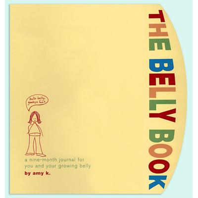 The Belly Book by Amy Krouse Rosenthal