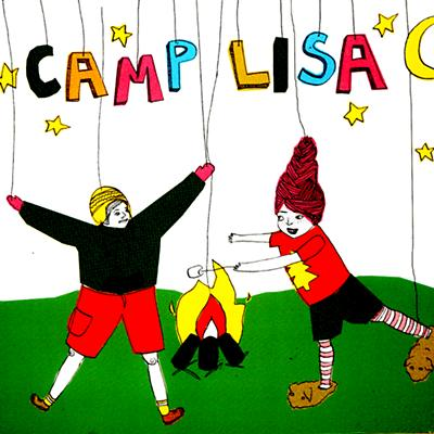 Camp Lisa CD