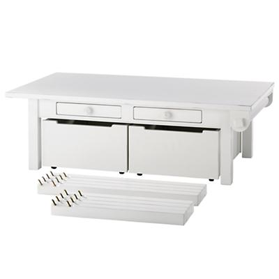 Activity Table Complete Set (White)