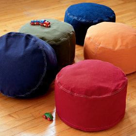 Kids Miniature Beanbag Chairs