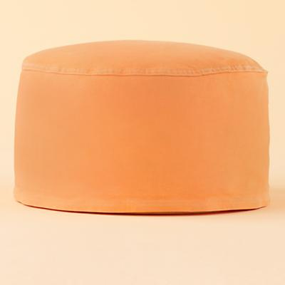 Orange One-Seater includes Cover and Insert