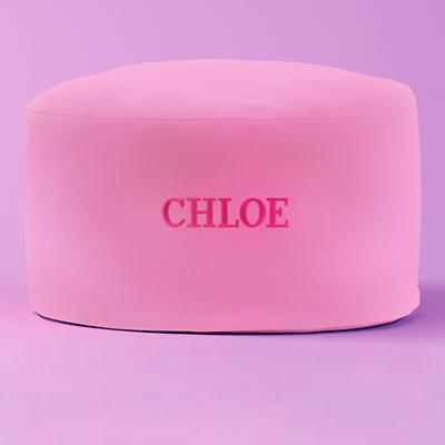 Pink Personalized One-Seater Cover