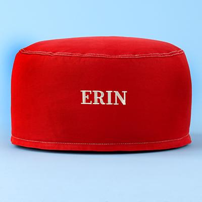 Personalized One-Seater Cover (Red)
