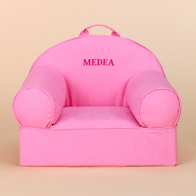 Pink Personalized Nod Chair includes Cover and Insert