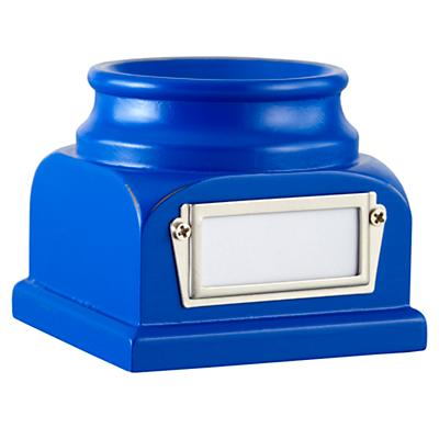 Lucky Baseball Holder (Blue)