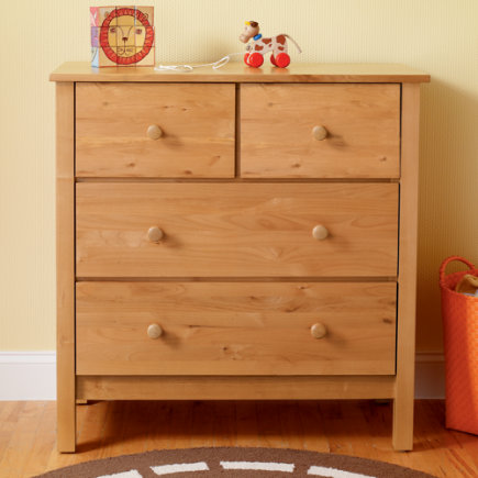 Kids grow up fast, so if you're looking for a type of furniture that they can call their own for years, transitional furniture is your best choice. For example, a trundle bed is ideal for a toddler while still being suitable for a young child.