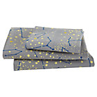 Twin Orion's Sheet SetIncludes fitted sheet, flat sheet and one pillowcase