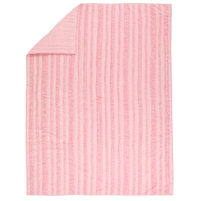Full-Queen Southern Belle Pink Quilt (Pink)
