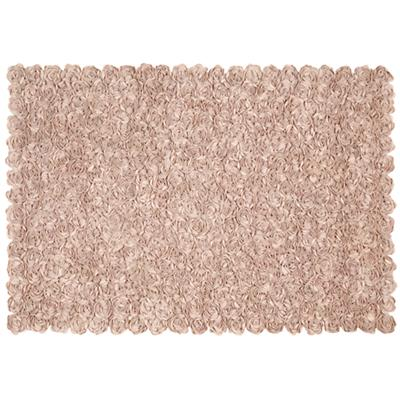 5 x 8' Rosy Chic Rug (Pink)