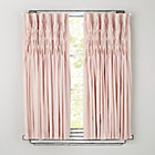 "63"" Pink Antique Chic Curtain (Sold Individually)"