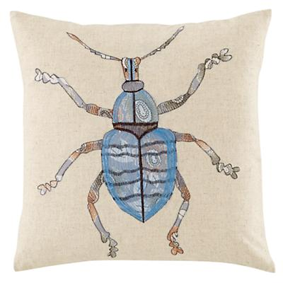 Bug Throw Pillow Cover Only