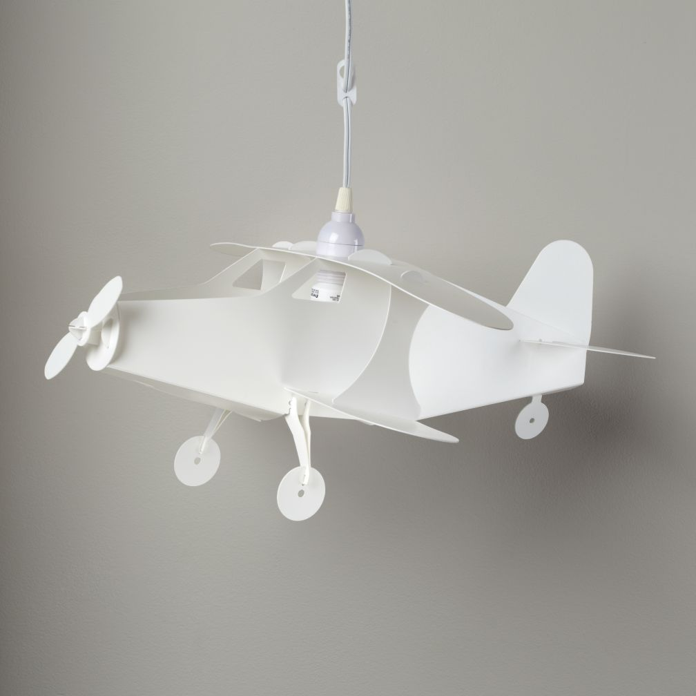Kids Lighting: Airplane Ceiling Lamp