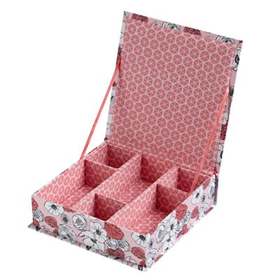 Flower Girl Collection Box (Pink)