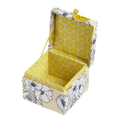 Flower Girl Mini Box Yellow)