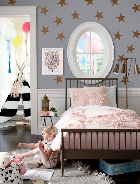 French Balloon Kids Room & Nursery Decor