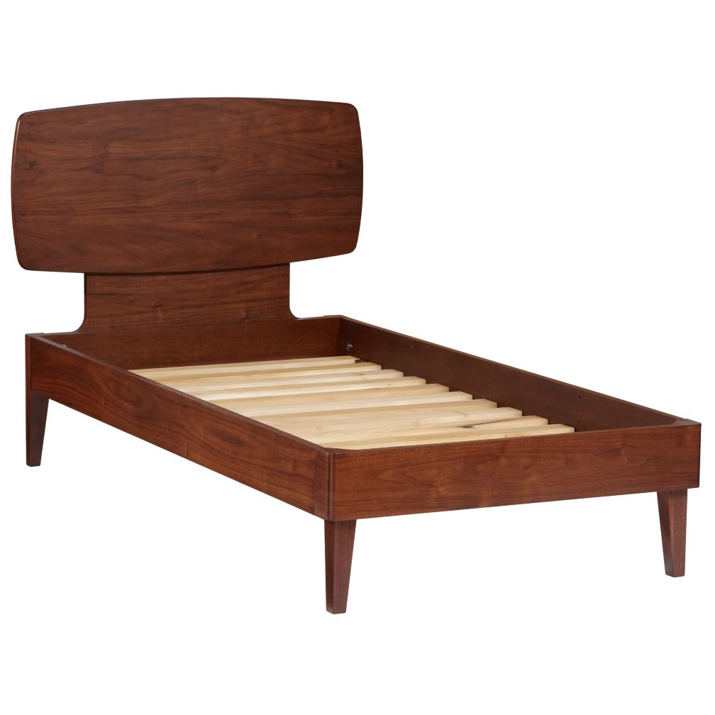 Ellipse Twin Bed