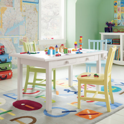 Play table kids room decor for Table for kids room