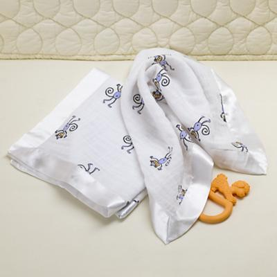 Monkey Blankies (Set of 2)