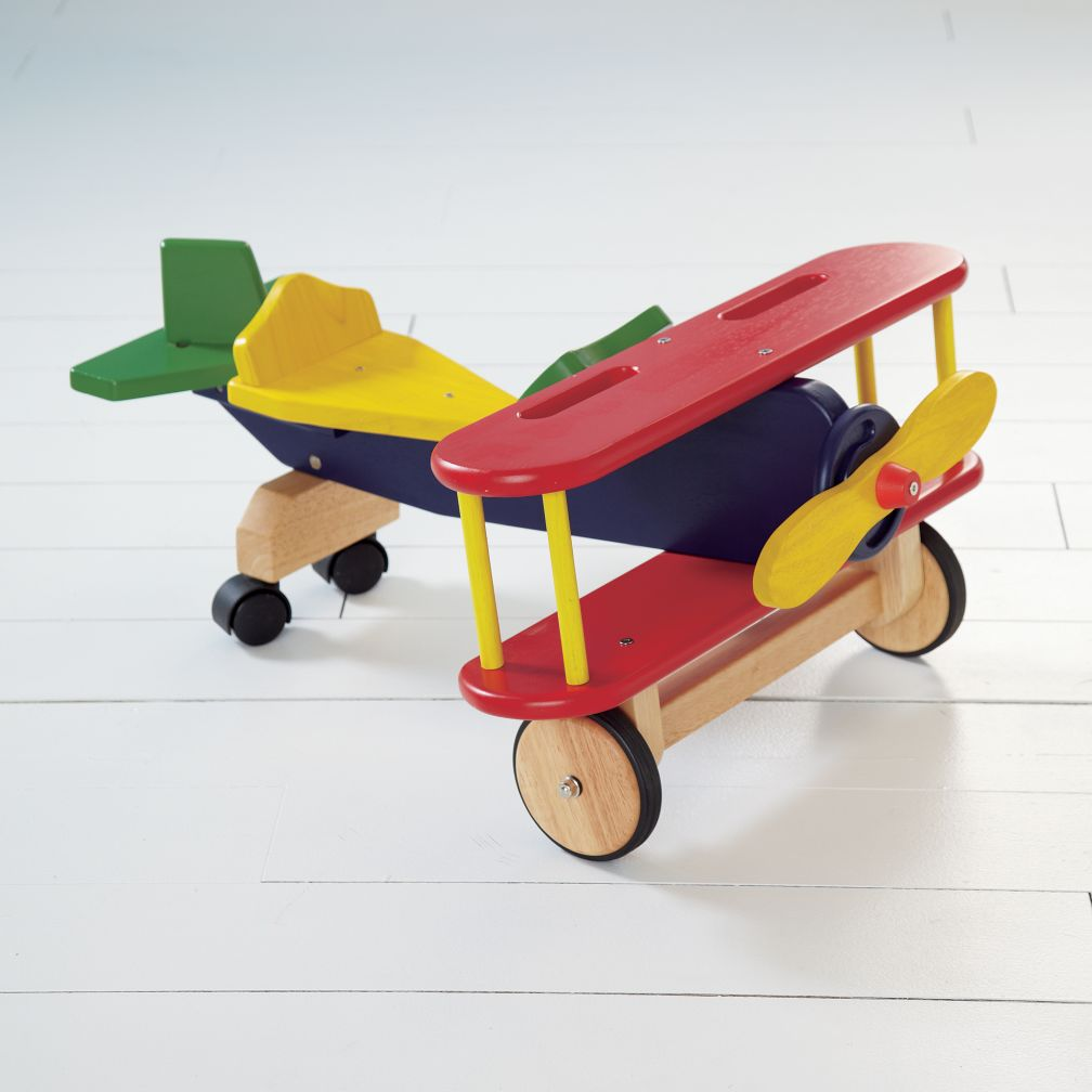 Airplane Ride On Toys 68