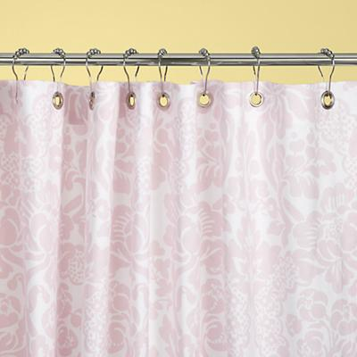 Chance of Flowers Shower Curtain