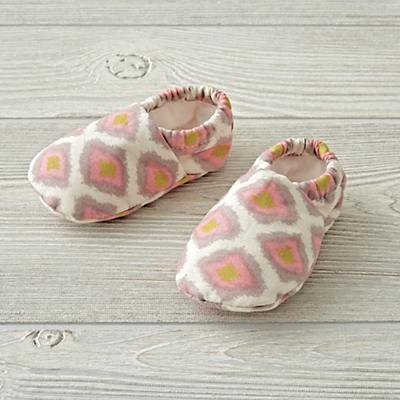 Bink & Boo Perry Baby Booties (0-6 Months)